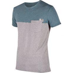 Koszulki sportowe męskie: JOBE Koszulka męska Discover Fog Blue niebiesko-szara r. M