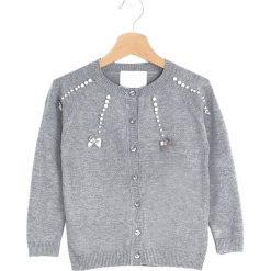 Swetry dziewczęce: Szary Sweter Seek And Love