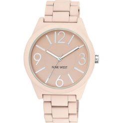 Zegarek Nine West Damski NW/1679PKPK Fashion Pink. Różowe zegarki damskie Nine West. Za 311,70 zł.