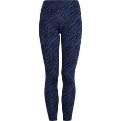 Hey Honey ZEBRA Legginsy blue. Niebieskie legginsy we wzory Hey Honey, s, z elastanu. Za 409,00 zł.