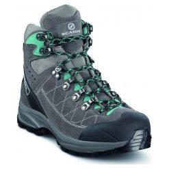 Buty trekkingowe damskie: Scarpa Buty Trekkingowe Damskie Kailash Trek Gtx Wmn Titanium/Smoke Lagoon 38