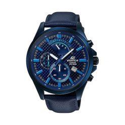 Biżuteria i zegarki: Casio Edifice EFV-530BL-2AVUEF - Zobacz także Książki, muzyka, multimedia, zabawki, zegarki i wiele więcej