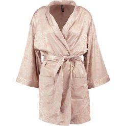 Szlafroki kimona damskie: YAS YASAGATA JACQUARD Szlafrok mushroom