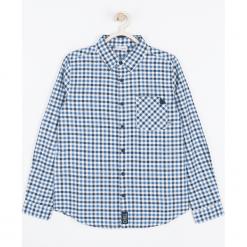 Koszula. Szare koszule chłopięce z długim rękawem marki BELIEVE IN TODAY, z bawełny. Za 69,90 zł.
