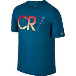 Nike Koszulka Nike Ronaldo M NK Tee niebieska r. M (842193 457). Niebieskie t-shirty męskie Nike, m. Za 97,11 zł.