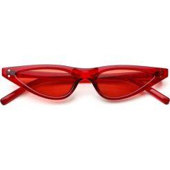 Okulary przeciwsłoneczne damskie: Livorno Red, okulary przeciwsłoneczne