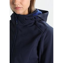 CMP WOMAN JACKET ZIP HOOD Kurtka Softshell blue/cobalto. Czerwone kurtki sportowe damskie marki CMP, z materiału. W wyprzedaży za 307,30 zł.