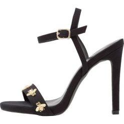 Sandały damskie: New Look SABBY Sandały na obcasie black