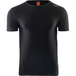 Koszulki sportowe męskie: IGUANA Koszulka męska Midor czarna r. XL (92800185263)