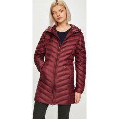 The North Face - Kurtka. Brązowe kurtki damskie pikowane The North Face, l, z materiału, z kapturem. Za 999,90 zł.