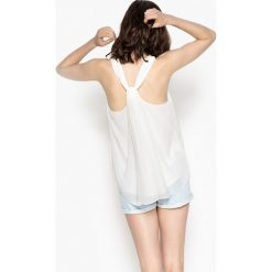 Bluzy rozpinane damskie: Bluza z gołymi plecami TACTYLO