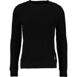 Swetry męskie: Jack & Jones JORBRICK CREW NECK Sweter black