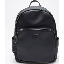 Winylowy plecak - Czarny. Czarne plecaki damskie Cropp. Za 119,99 zł.