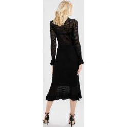 Długie sukienki: Storm & Marie ELENDA Długa sukienka black