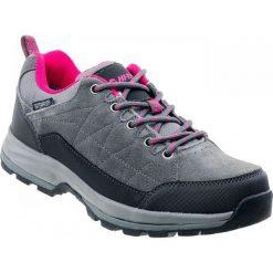 Buty trekkingowe damskie: Hi-tec Buty damskie Batian dark grey/black/fuchsia r. 40