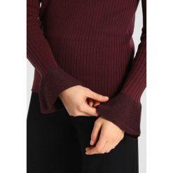 Swetry damskie: Vila VISOLDANA  Sweter fig