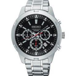 Zegarki męskie: Zegarek męski Seiko Chronograph SKS605P1