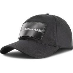 Czapka z daszkiem CALVIN KLEIN JEANS - Cap M K40K400863 016. Czarne czapki z daszkiem męskie Calvin Klein Jeans, z jeansu. Za 159,00 zł.