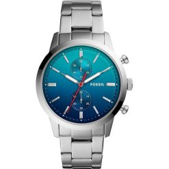Zegarek FOSSIL - Townsman FS5434  Silver/Silver. Różowe zegarki męskie marki Fossil, szklane. Za 745,00 zł.