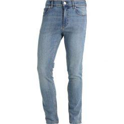 Cheap Monday TIGHT Jeans Skinny Fit stonewash blue. Niebieskie rurki męskie Cheap Monday. Za 209,00 zł.