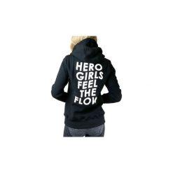 Bluzy Gymhero  Hoodie HERO-GIRLS. Czerwone bluzy damskie marki Guess, l. Za 159,99 zł.