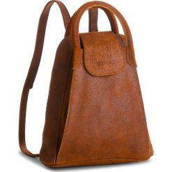 Plecaki damskie: Plecak VERSO – 30038640A Brązowy