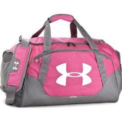 Plecaki męskie: Torba UNDER ARMOUR – Ua Undeniable Duffle 3.0 M 1300213-654  Różowy