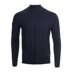 Swetry klasyczne męskie: Mustang Męski Sweter Xl Czarny
