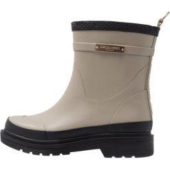 Ilse Jacobsen Kalosze atmosphere. Brązowe buty zimowe damskie marki Alma en Pena, z materiału, na obcasie. Za 459,00 zł.
