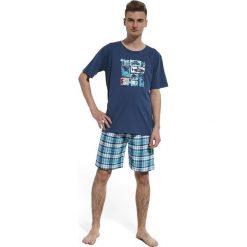 Bielizna chłopięca: Piżama chłopięca F&Y 551/25 ocean r. 170/S