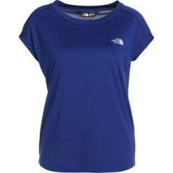 The North Face HIKESTLLR Tshirt basic sodalite blue. Różowe topy sportowe damskie marki The North Face, m, z nadrukiem, z bawełny. Za 149,00 zł.