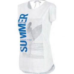 4f Koszulka damska H4L18-TSD016 biała r. M. Białe bluzki damskie 4f, l. Za 36,29 zł.