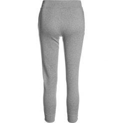 Nike Performance PANT CLUB Spodnie treningowe dark grey heather/cool grey/white. Czarne spodnie chłopięce marki Nike Performance, z bawełny. Za 139,00 zł.