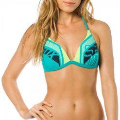 Bikini: FOX Góra Od Bikini Seca Push Up Xs Turkusowy