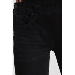 Kombinezony damskie: Lee SKINNY BIB Kombinezon charcoal black
