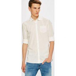 Scotch & Soda - Koszula. Szare koszule męskie na spinki marki House, l, z bawełny. W wyprzedaży za 239,90 zł.