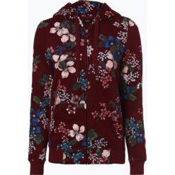 ONLY - Damska bluza rozpinana – Annalise, brązowy. Brązowe bluzy rozpinane damskie ONLY, l, w kwiaty. Za 179,95 zł.