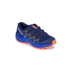 Buty Dziecko Salomon  XA PRO 3D J. Niebieskie buty sportowe chłopięce Salomon. Za 260,10 zł.