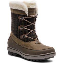 Śniegowce HELLY HANSEN - W Georghina 112.88-886 Goose/Major Brown/Falcon. Niebieskie buty zimowe damskie marki Helly Hansen. W wyprzedaży za 419,00 zł.