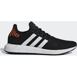 Buty skate męskie: Adidas Buty męskie Swift Run Core Black/Cloud White/Grey r. 46 2/3 (B37730)