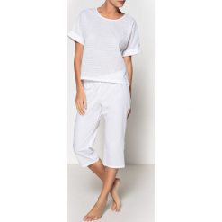 Bielizna damska: Piżama na lato z czystej bawełny