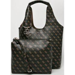 Shopper bag damskie: Guess Jeans - Torebka