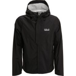 Kurtki trekkingowe męskie: Polo Sport Ralph Lauren PITCH  Kurtka hardshell black