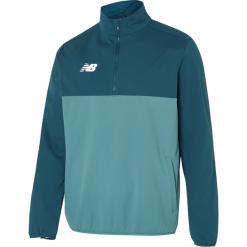 Kurtka treningowa MT630143TNO. Szare kurtki sportowe męskie marki New Balance, na jesień, m, z materiału, do piłki nożnej. W wyprzedaży za 169,99 zł.