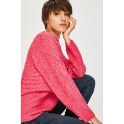 Medicine - Sweter Royal Purple. Fioletowe swetry klasyczne damskie marki DOMYOS, l, z bawełny. Za 89,90 zł.