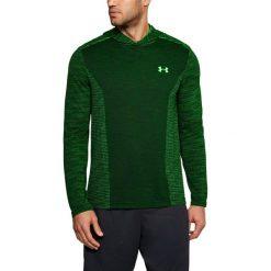 Bluzy męskie: Under Armour  Bluza męska THREADBORNE SEAMLESS HOOD zielona r. L (1298912-701)