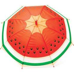 """Parasole: Parasol """"Watermelon"""" w kolorze czerwono-zielonym – Ø 66 cm"""