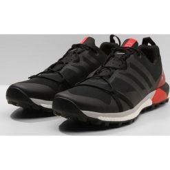 Adidas Performance TERREX AGRAVIC Obuwie do biegania Szlak black. Czarne buty do biegania męskie adidas Performance, z gumy. Za 549,00 zł.