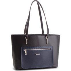 Torebka LASOCKI - VS4328 Czarny/Granatowy. Czarne torebki klasyczne damskie Lasocki, ze skóry. Za 279,99 zł.