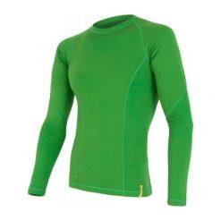 Sensor Koszulka Termoatywna Z Długim Rękawem Merino Df M Safari L. Niebieskie odzież termoaktywna męska marki Oakley, na lato, z bawełny, eleganckie. Za 215,00 zł.